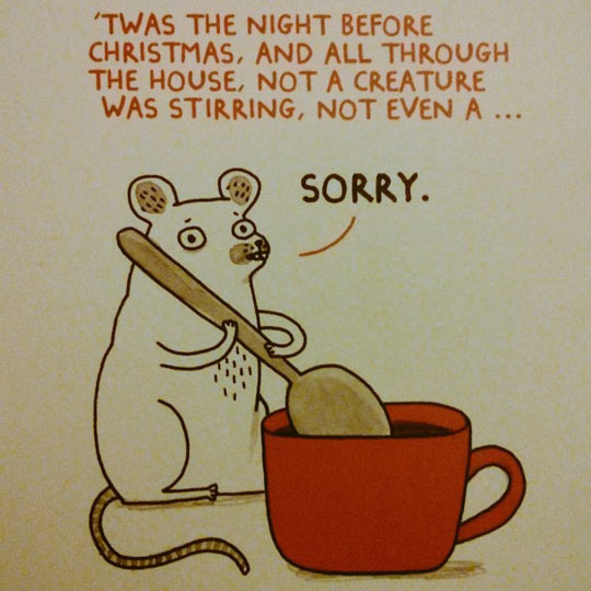 The Funniest Christmas Card Ever