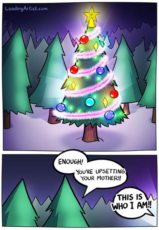 funny-Christmas-tree-rebel-son-comic