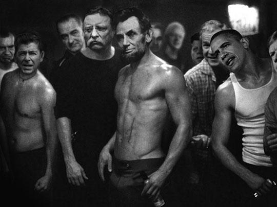funny-Fight-Club-USA-presidents