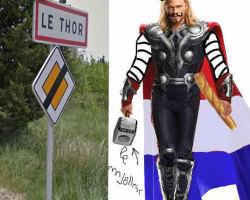 Found In Le Asgard