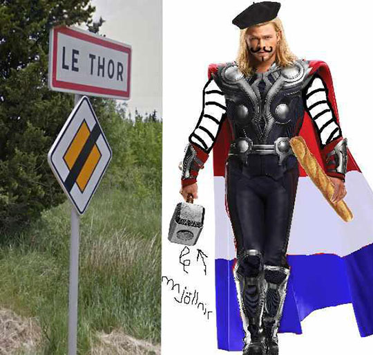 Found In Le Asgard