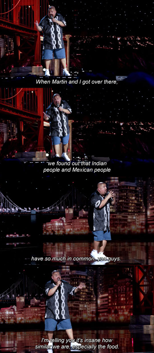 Mexican And Indian People