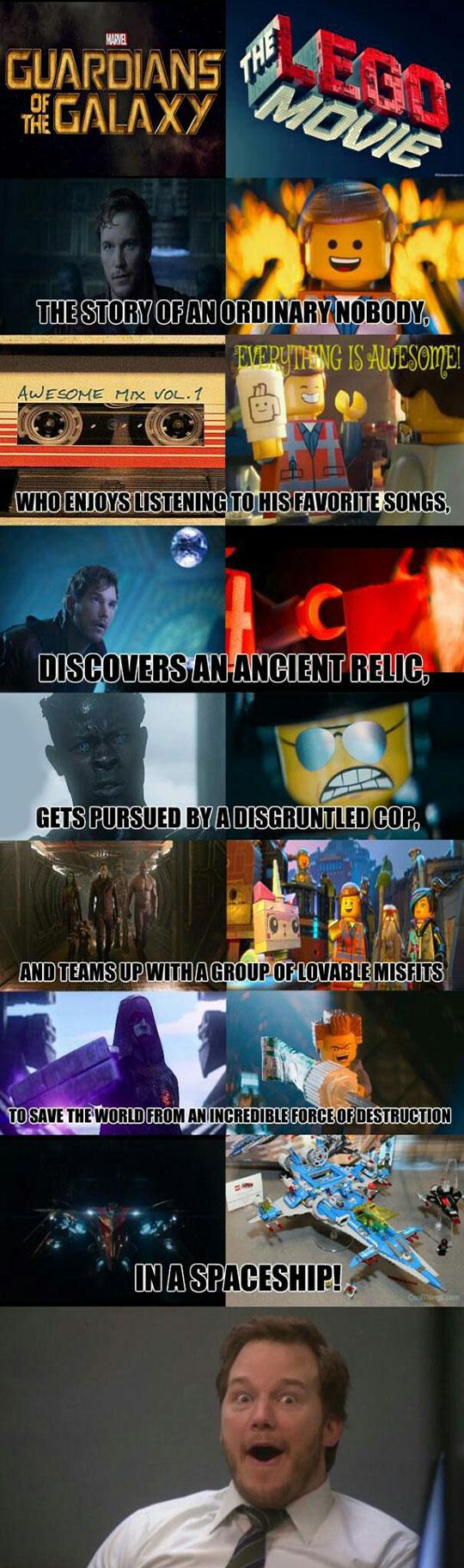 funny-Guardians-Galaxy-LEGO-movie-same