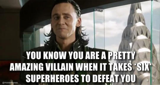 You Are The Best, Loki