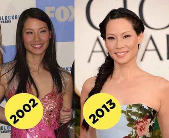 funny-Lucy-Liu-ageing-young