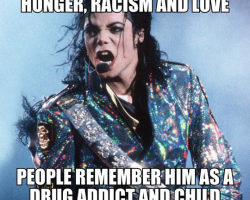 Bad Luck Michael