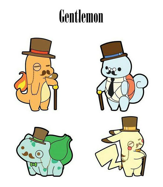 Sir Pokemons