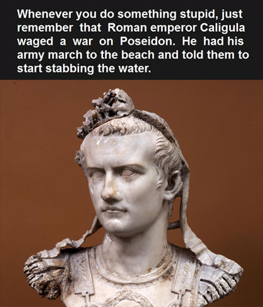 Caligula Wasn