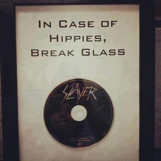 In Case Of Hippies