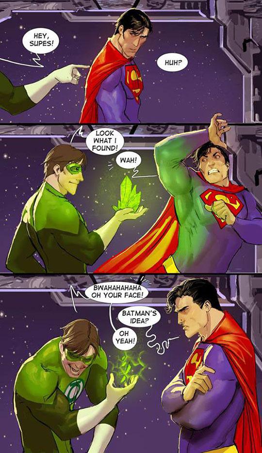 Silly, Clark