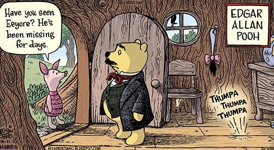 funny-Winnie-Pooh-Edgar-Allan-Poe-cartoon