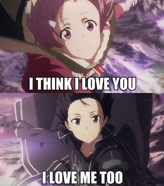Telling My Crush I Love Him