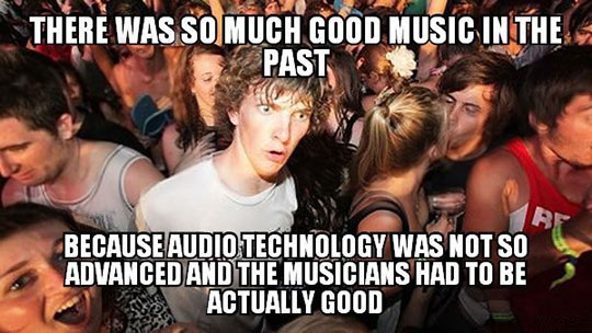 Realized This When Updating My Playlist