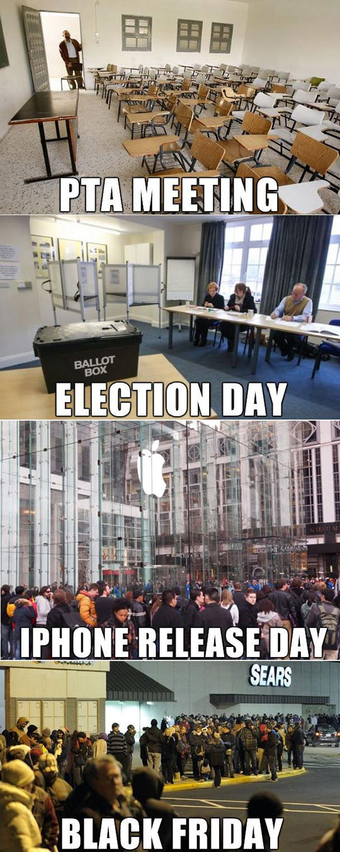 funny-black-Friday-empty-classroom-voting