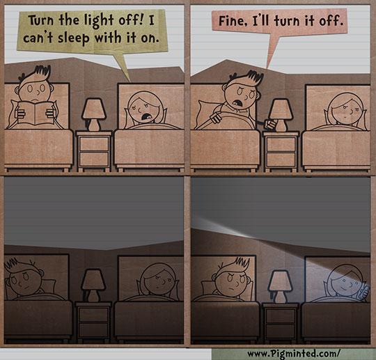 Not Very Bright