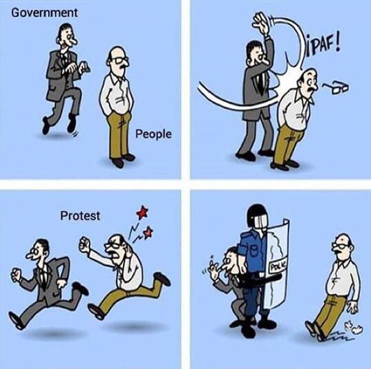 Government In A Nutshell