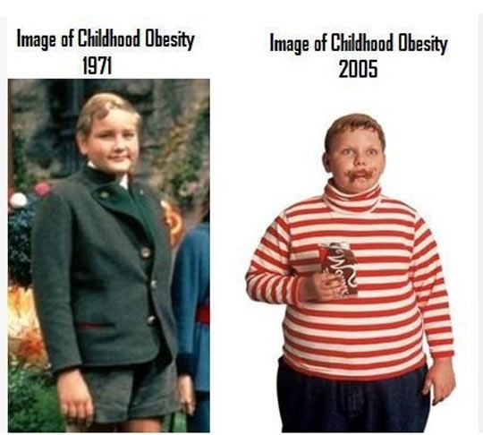funny-childhood-obesity-now-then