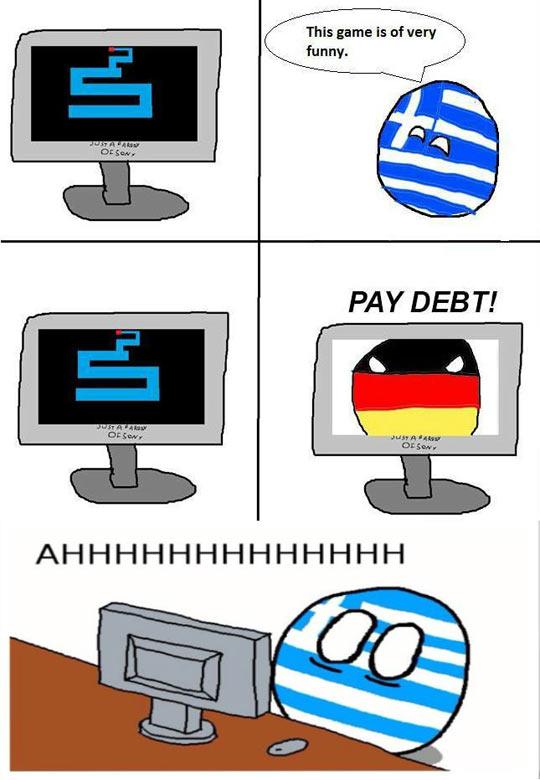 Greece Ball Can