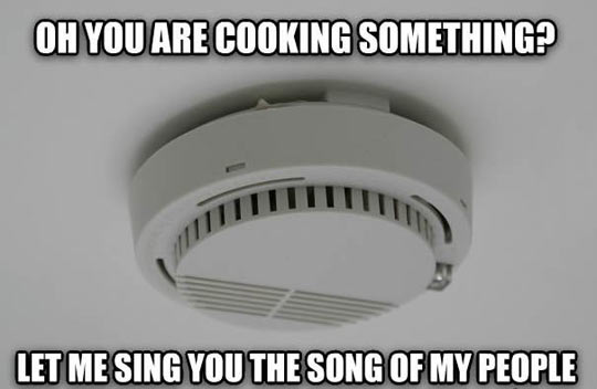 Every Time I Cook Anything
