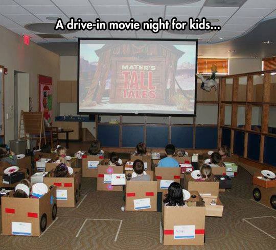 A Great Idea For Kids