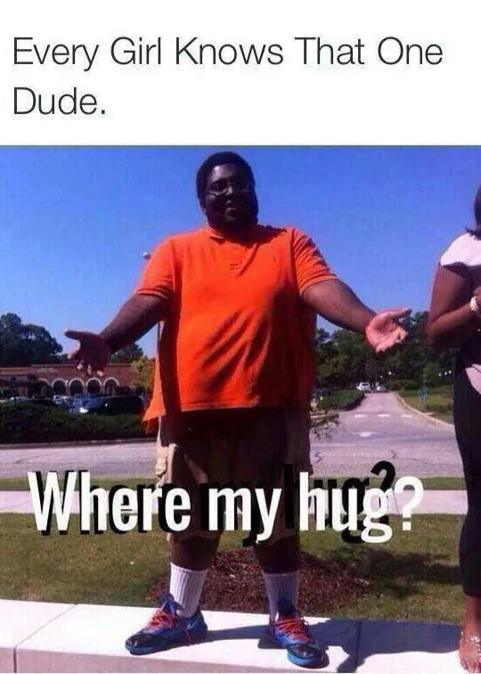 funny-dude-hug-black-fat-man