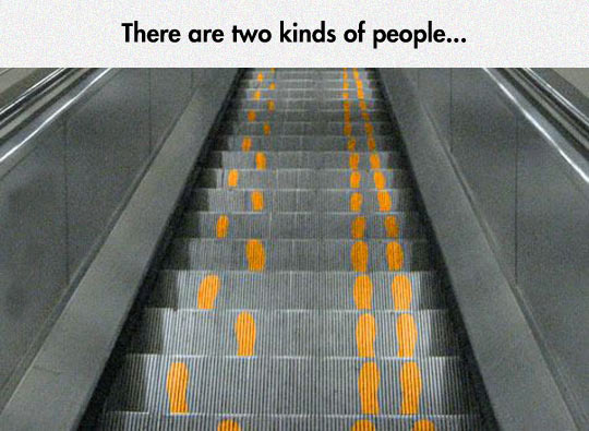 funny-electric-stairs-two-kinds-people