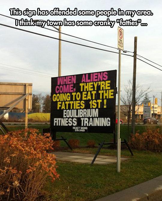 When Aliens Come