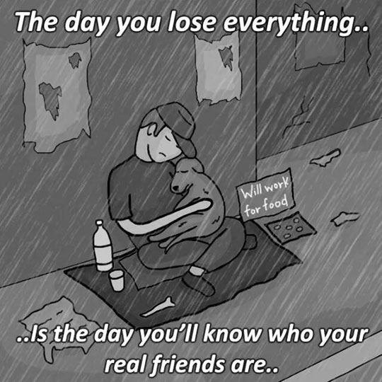 Real Friends Stay With You No Matter What
