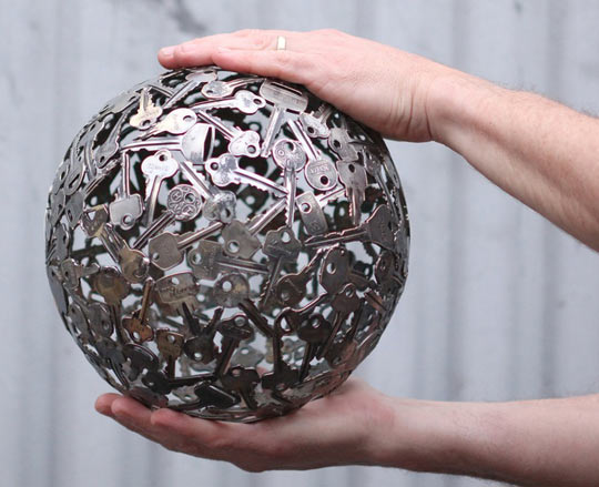 Cool Key Sphere