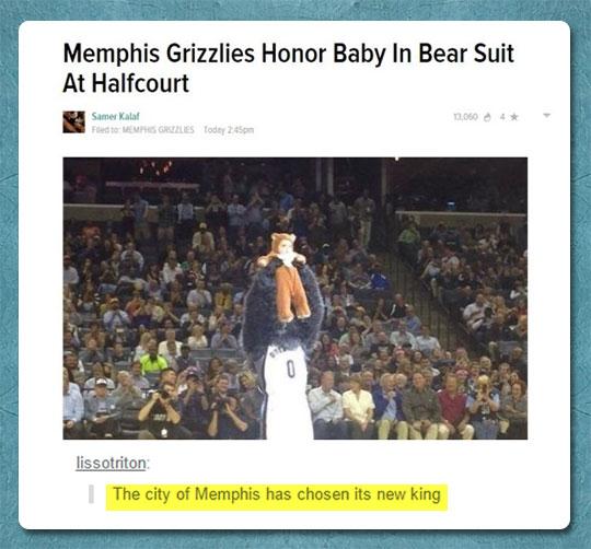 funny-kid-bear-costume-Grizzlies-Memphis