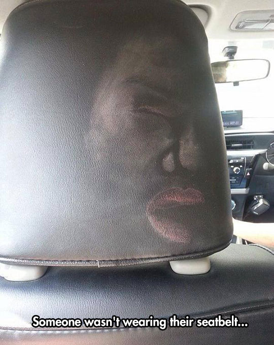 funny-makeup-trail-car-seat-face