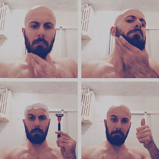 How To Shave Like A Man