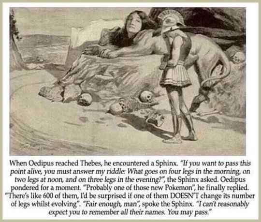 Revamped Mythology Tales