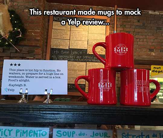 Yelp Review Consequences