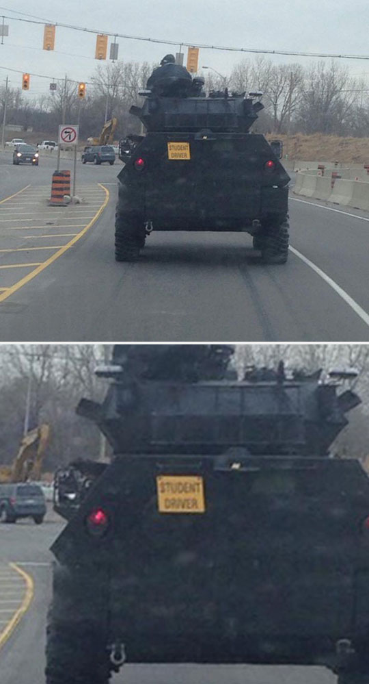 Police Testing A New Unit In Ontario
