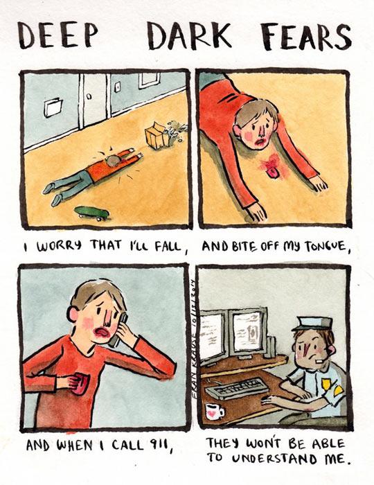 funny-tongue-bite-fall-fears-comic