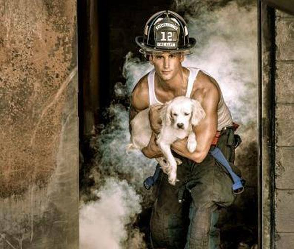 charleston-firefighters-with-puppies-calendar-2