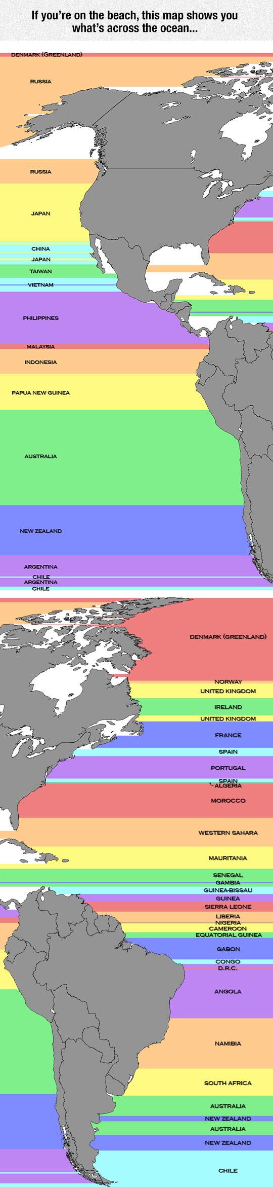 cool-American-map-beach-shore-countries