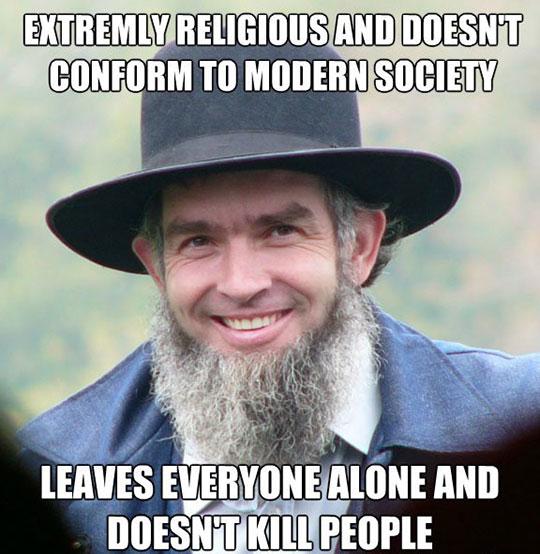 Amish Qualities