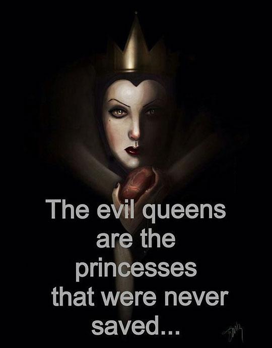 Poor Evil Queens