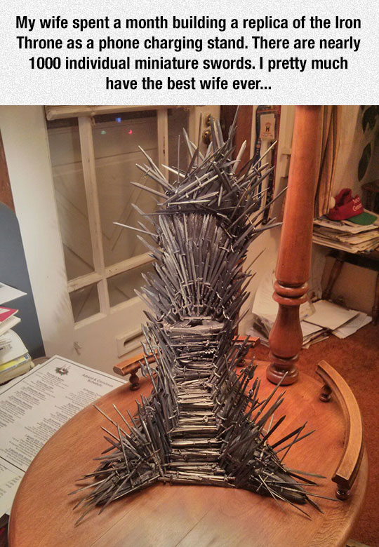 The True Phone Throne