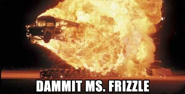 dammit ms  frizzle u2026  12 pics
