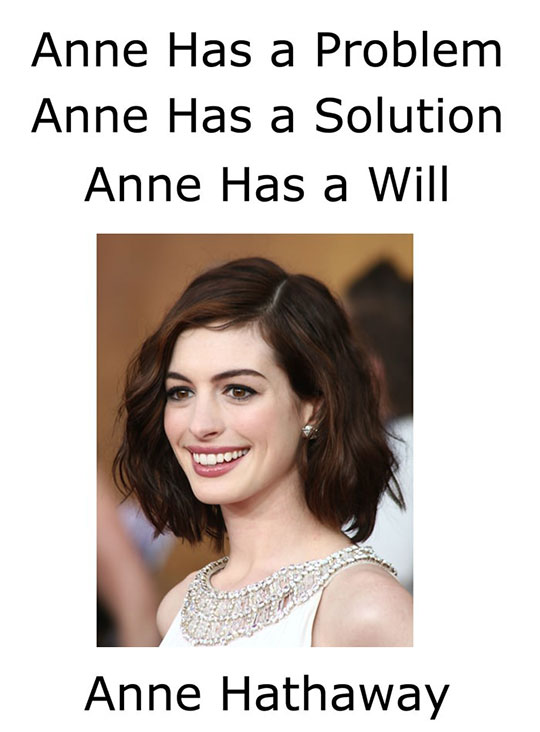 Anne Has it All