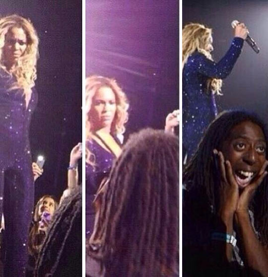 Beyonce Fan