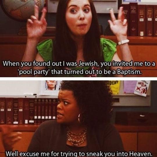 funny-Community-Amy-baptism