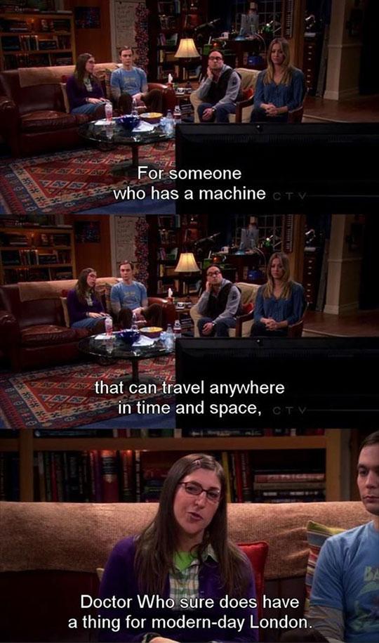 funny-Doctor-Who-Big-Bang-Theory-London