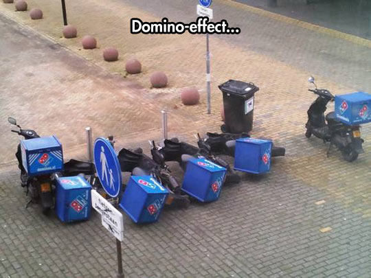 The True Domino Effect