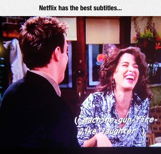 funny-Friends-subtitles-Netflix-laughter