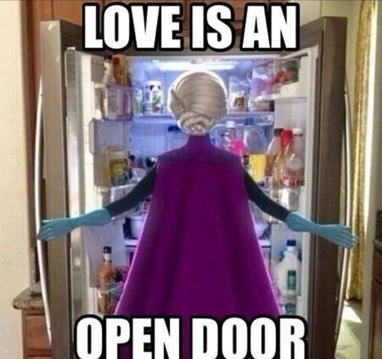 funny-Frozen-fridge-food-open-doors