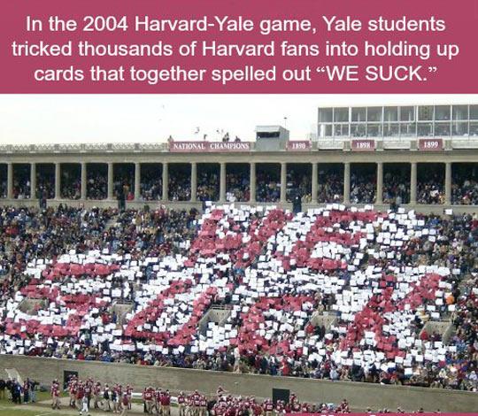 Yale Has Funnier People